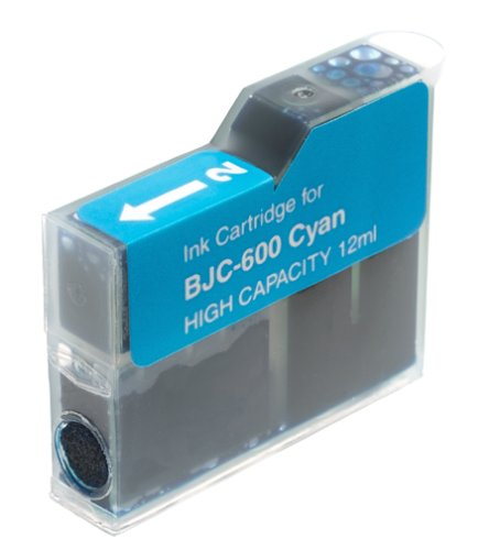 Nectron Compatible Inkjet Cartridge for The Canon BJI-201C