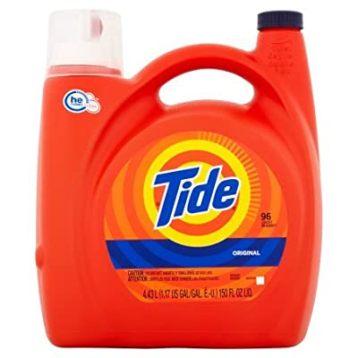 Tide Original Detergent 150 fl oz per bottle set of 2