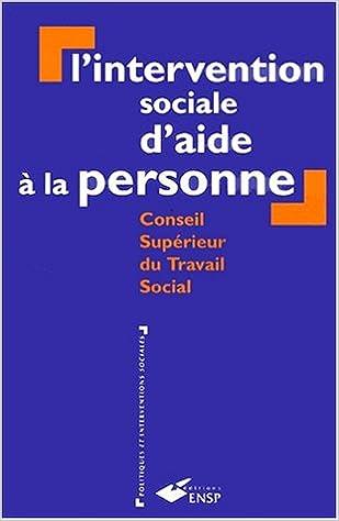 Lintervention sociale daide à la personne