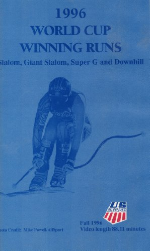 (1996 World Cup Winning Ski Runs: Slalom, Giant Slalom, Super G and Downhill)