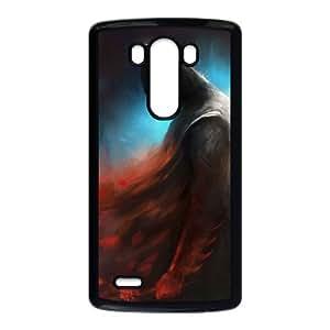 Batman LG G3 Cell Phone Case Black TPU Phone Case SY_758321