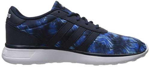 Adidas Kvinders Lite Racer W Løbesko Kollegialt Flåde / Kollegiale Marineblå / Hvid UwVAWWG