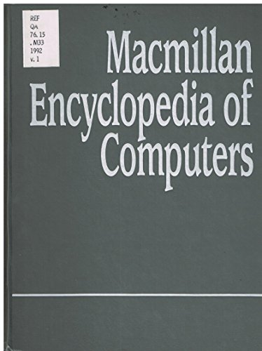 Macmillan Encyclopedia of Computers