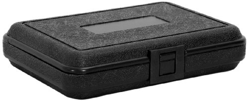 Cases By Source B851F Blow Molded Foam Filled Carry Case, 8.5 x 5.5 x 1.72, Interior by Cases By Source