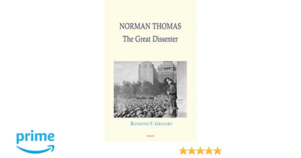 norman thomas gregory raymond f