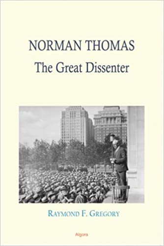 Book Norman Thomas: The Great Dissenter