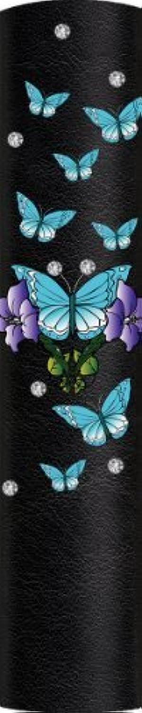 Turquoise Butterflies Hair Glove 8 hairglove by Hair Glove