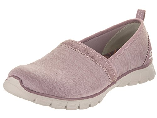 Skechers Women's Ez Flex 3.0 - Swift Motion Slip On Trainers Purple