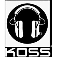 KOSS RECOVERY-BLK / OVER THE HEAD STEREOPHONE