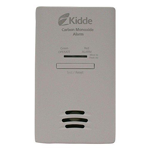 Kidde KN-COB-DP2 AC Plug Carbon Monoxide Alarm with Battery Back-Up by Kidde