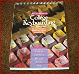 Southwestern College Keyboarding for Windows Document Processing with Microsoft Word 6.0 and WordPerfect 6.0, Duncan, Charles H. and VanHuss, Susie H., 053871042X