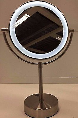 Ikea kaitum mirror with integrated lighting battery for Mirrors ikea usa