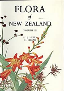Flora of New Zealand: Vol 3: Introduced Monocots Except Grasses