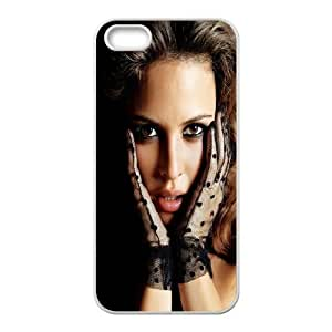 iPhone 5 5s Cell Phone Case White Josie Maran V4S7ML