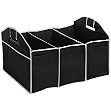 Autoark Multipurpose collapsible Car SUV/Trunk Organizer - Car SUV Trunk Storage,21 x 12.5 x 10 inches,AK-051