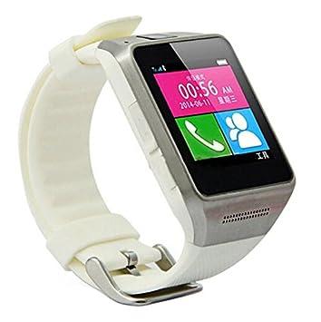 GV08 Reloj Inteligente Bluetooth y gsm para Samsung Galaxy, Sony Experia, Smartphone Android: Amazon.es: Electrónica