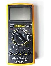 افوميتر ديجيتال اكسيل متعدد القياسات DT-9205A