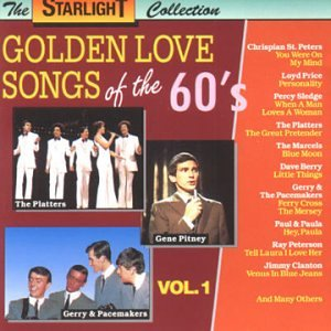 Love songs of the 60