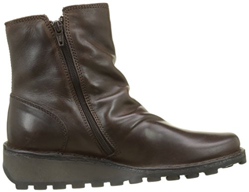 Fly London Damen Mong944fly Stiefel Braun (dk. Bruin)
