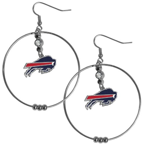 Nfl Earrings Buffalo Bills - 3