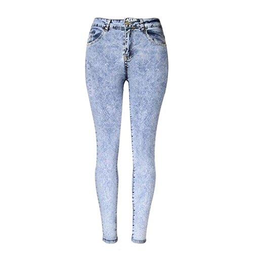 863991bff9 lovely Wgwioo Pantalones Vaqueros Para Mujer Disco De Alta Cintura Con  Cremallera Flaca Pantalones De Cremallera