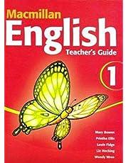 Macmillan English 1 Teacher's Guide