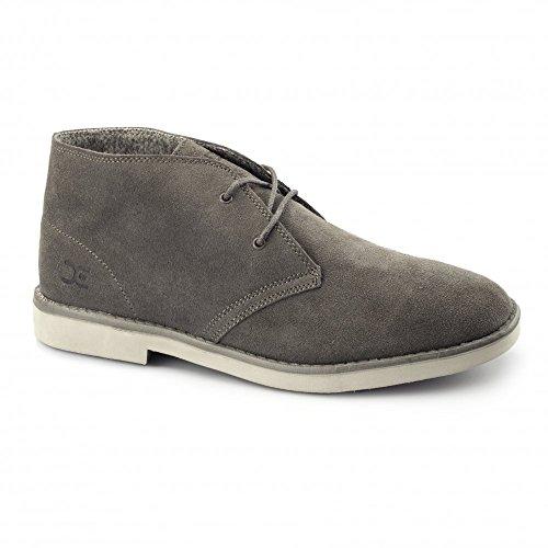 Dude Shoes ,  Herren Desert Boots , Braun - Bruno - Größe: 40.5