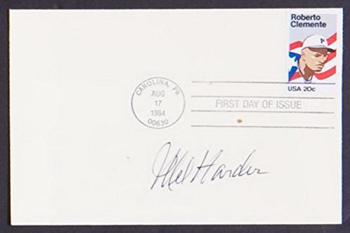 BERTO CLEMENTE 1984 STAMP FIRST DAY ISSUE COVER ENVELOPE FDC (Fdc Envelope)