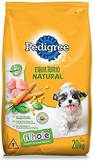 Ração Para Cachorros Pedigree Equilíbrio Natural Filhotes 20kg