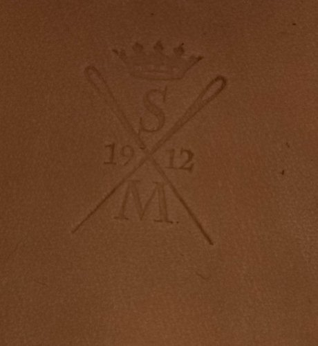 Nieuwe Sutor Mantellassi Donkerbruine Suède Schoenen 7.5 / 6.5