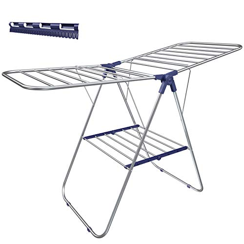 steel clothes drying rack - 8