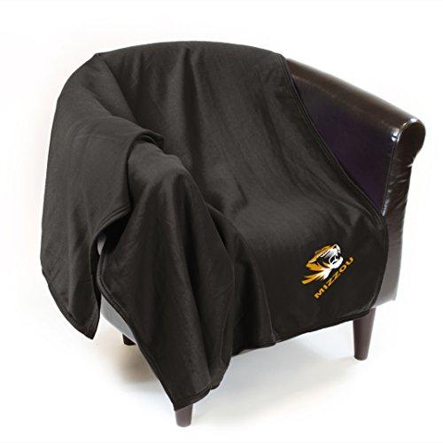 Logo Brands NCAA Sweatshirt Throw Blanket