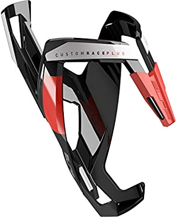 Elite Custom Race portabidones negro rojo