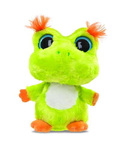 Aurora World 8-Inch YooHoo and Friends Anura Horned Frog Plush Toy