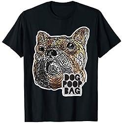 Dog Poop Bag - Pets on a Gift Shirt for Pug Lovers