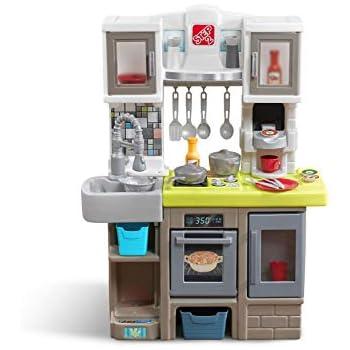 Amazon Com Step2 Step 2 Lifestyle Dream Kitchen Toys Games