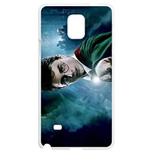 Harry Potter Samsung Galaxy Note 4 White Phone Case Cover LSK3293