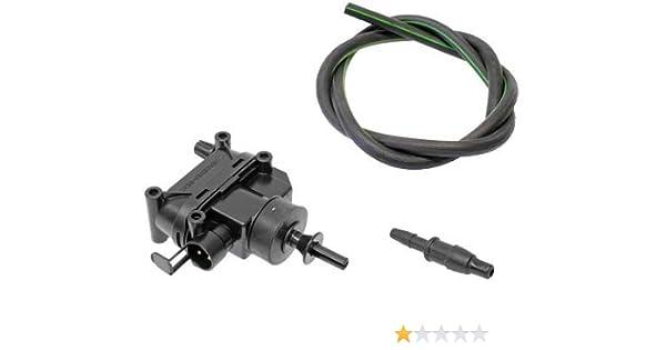 Mercedes w123 Fuel Door release Actuator vacuum element
