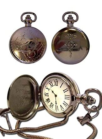 Abysse Corp Great Eastern Fullmetal Alchemist BIJGEE012 - Réplica de reloj de alquimista: Amazon.es: Relojes