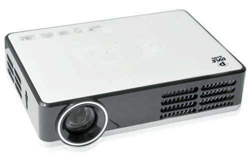 Pyle Portable Projector Multimedia Streaming