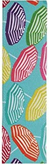 product image for 1-1/2 Wired Beach Umbrella Ribbon x 10 Yards
