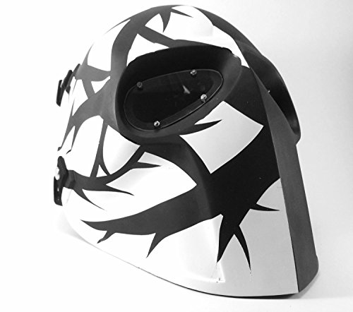 Deathstroke Costume Uk - Army of Two Airsoft Mask Protective Gear Outdoor Sport Fancy Party Masks Bb Gun Thorn