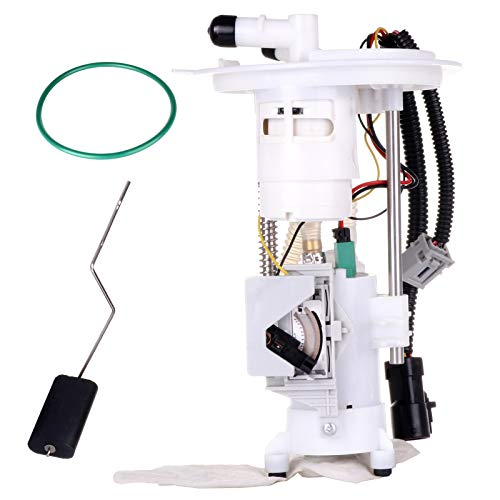 ECCPP Electric Fuel Pump Module Assembly w/Sending Unit Replacement for Ford Explorer Sport Trac 2006 2007 2008 2009 V8 V64.0L 4.6L ()