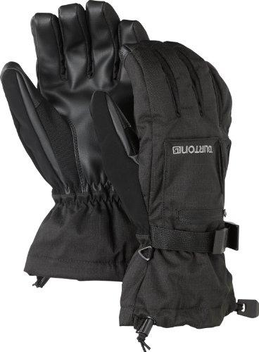 (Burton Men's Baker 2-in-1 Under Glove, True Black, Large)