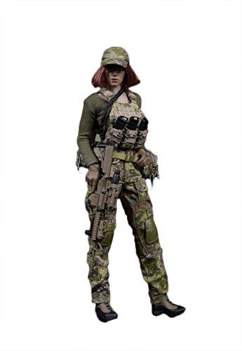 Phicen U.S. Navy Seals CP camouflage Women's set