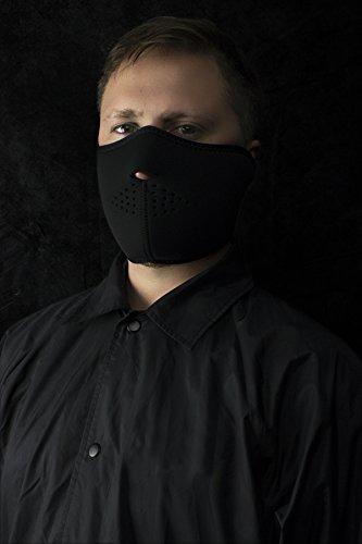 Zan Mask Black One Fits
