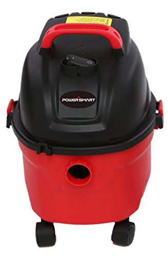 PS225 2.5 Gallon Portable Wet/Dry Vac