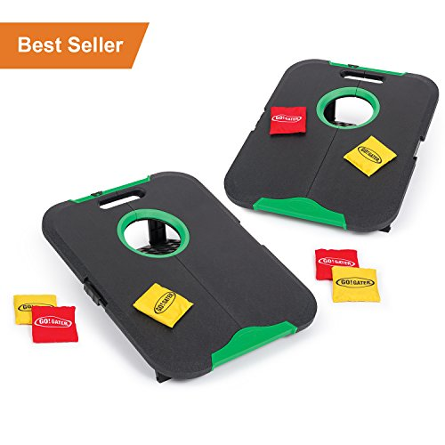 EastPoint Sports All Weather Bean Bag Toss Cornhole Game by EastPoint Sports