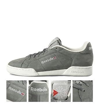 2bba20a61e566 Reebok NPC Vintage Suede Low Top Trainers (9)  Amazon.co.uk  Clothing