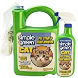 1 Gallon Simply Green Stain and Odor Remover for Cats, My Pet Supplies